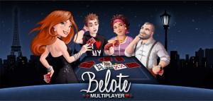 belote 4 joueurs